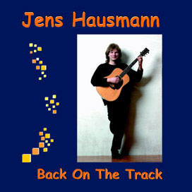 CD-Cover Back On The Track, Jens Hausmann