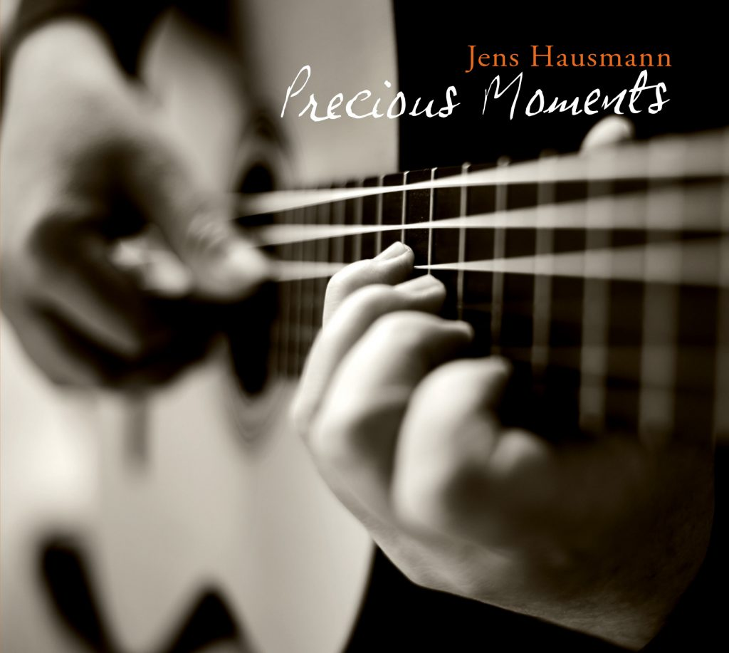 Precious Moments, Jens Hausmann, CD Cover Artwork: Dirk Schelpmeier